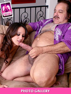 Ron jeremy big cock